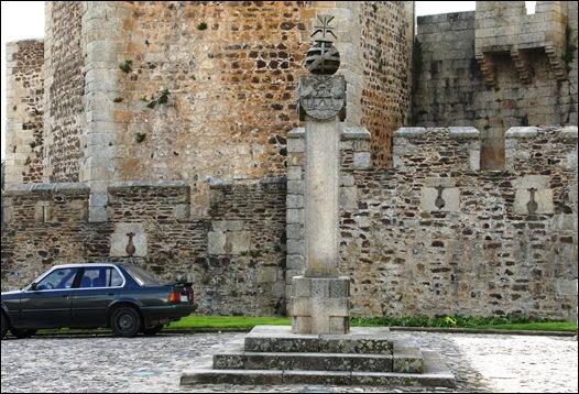 Sabugal - Glória Ishizaka - castelo 1