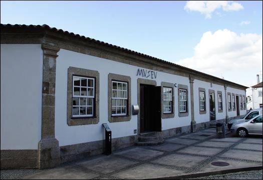 Sabugal - Glória Ishizaka - museu