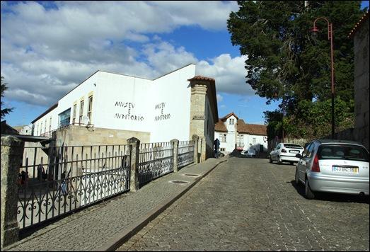 Sabugal - Glória Ishizaka - museu e auditório