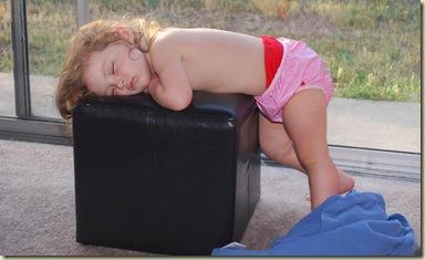 05-27 Keelie Sleeping