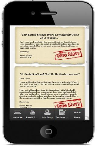 【免費教育App】Tonsil Stones-APP點子