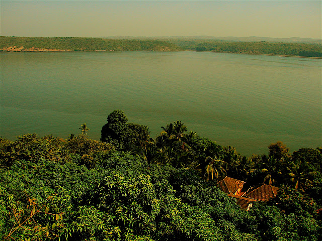 View from Jaigad