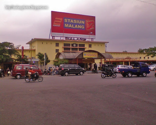 Photos of Kota Baru Malang Train Station