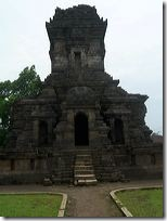 Singosari Temple far