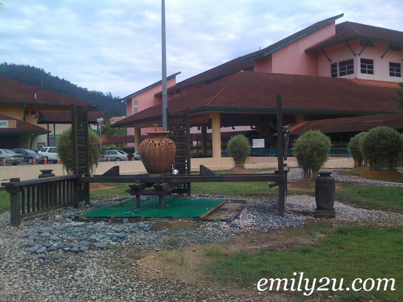 Hospital Selayang garden