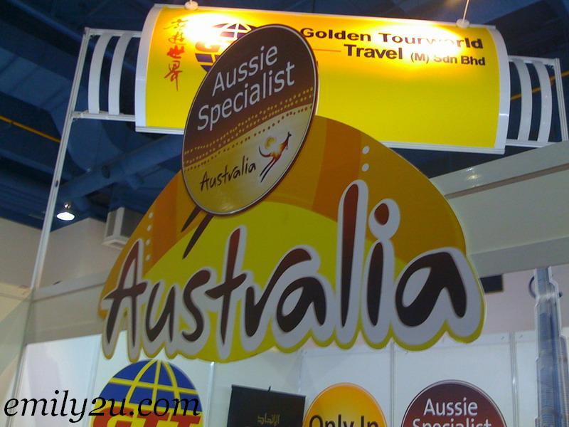 Australian tours