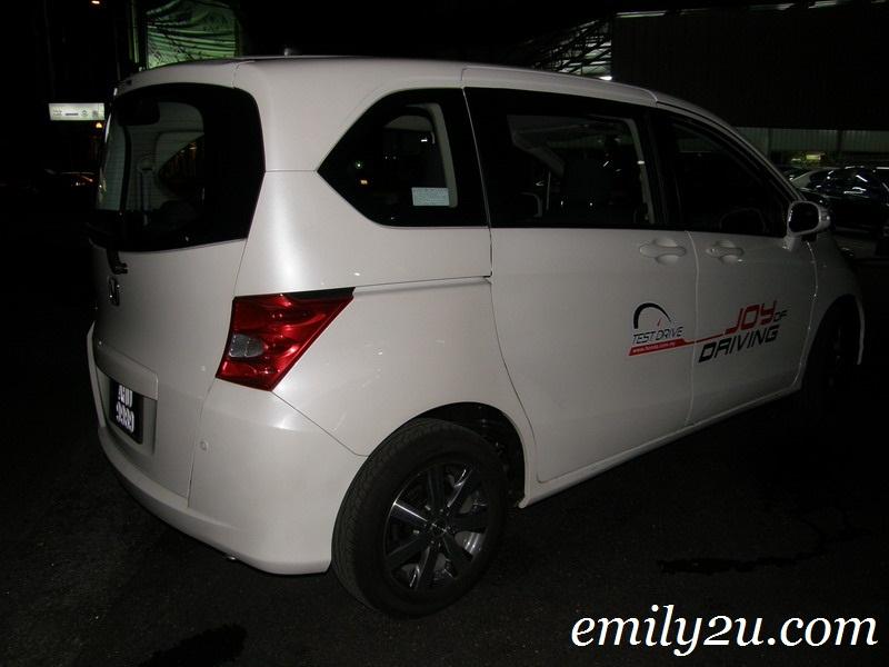 new Honda MPV