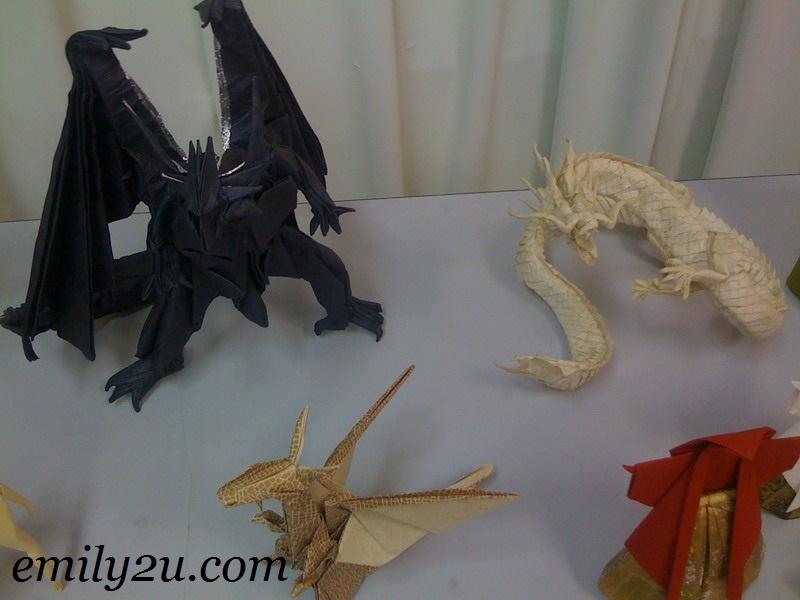 origami monster