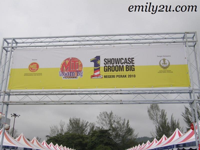 1 Malaysia Groom Big Programme