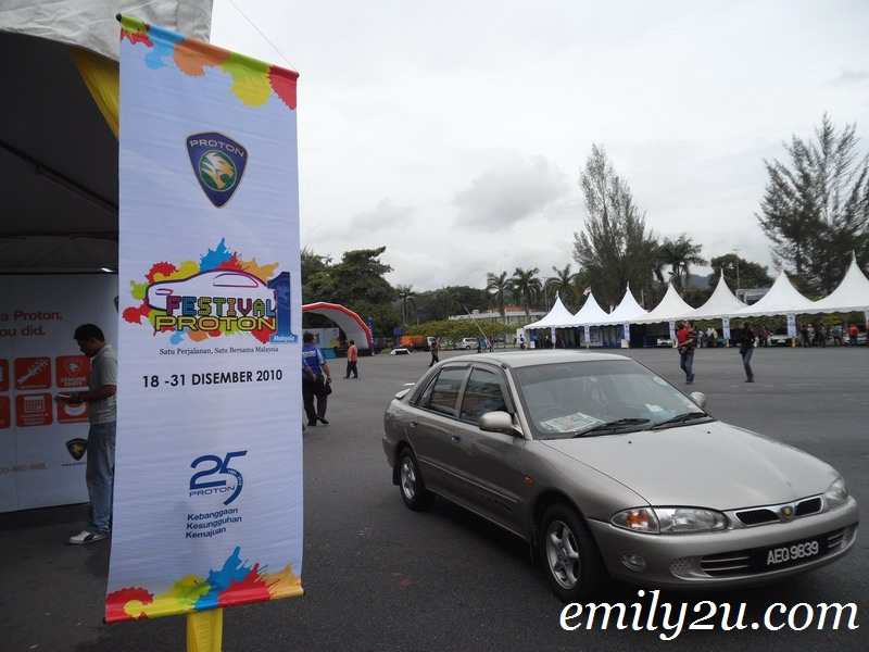 Festival Proton 1Malaysia @ Ipoh
