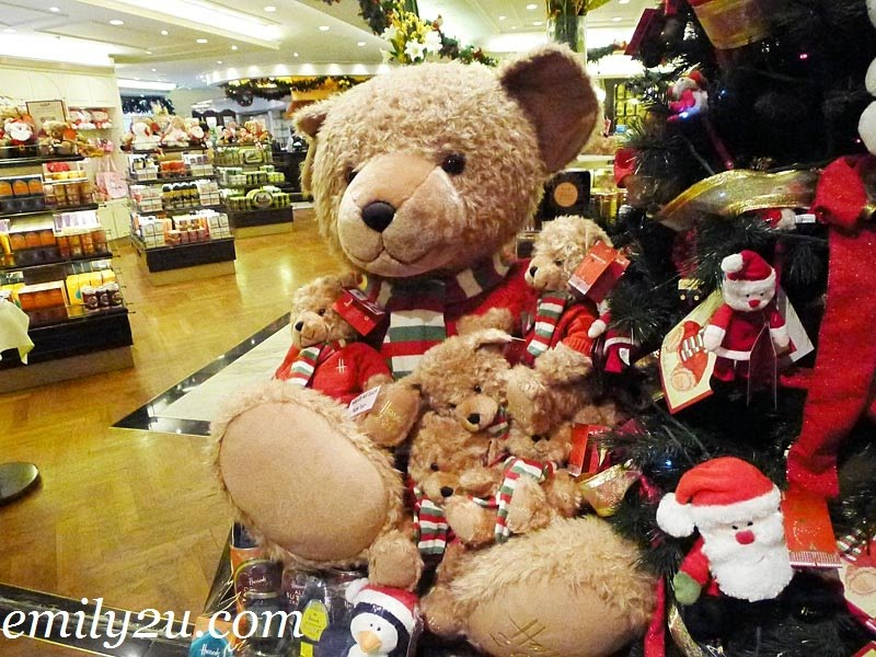 Merry Xmas in Harrods KLCC