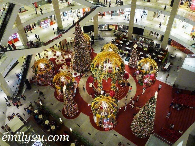 Pavilion Kuala Lumpur Christmas time