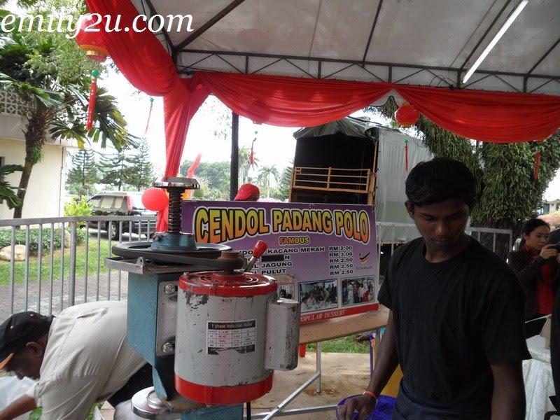 cendol Padang Polo