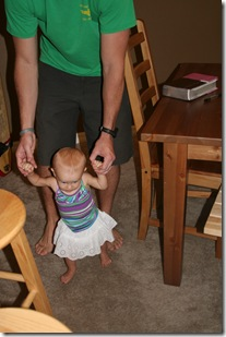 Cori walking with daddy 015