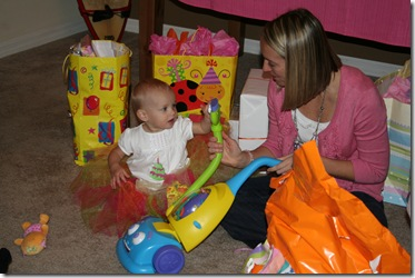 Cori's 1st Birthday Party 079
