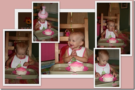 Cori's 1st Birthday Party