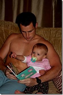 daddy and cori 1
