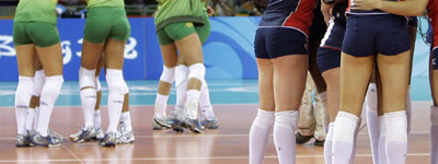 Womens Volleyball Uniforms