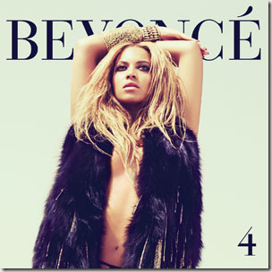 Beyonce's Cover art