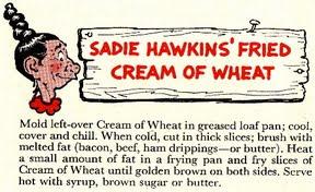 Sadie Hawkins Recipe