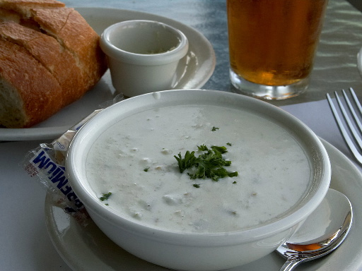 New England Clam Chowder Day