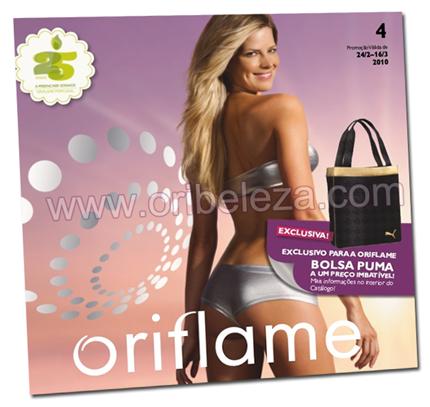 Catálogo 04 de 2010 Oriflame