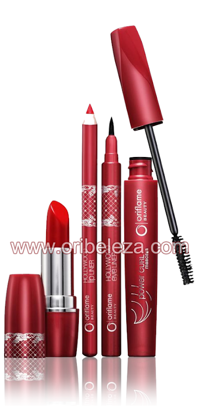 Maquilhagem Hollywood Oriflame Beauty