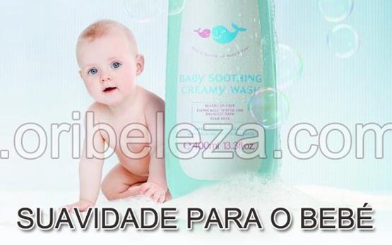 Creme de Duche Suavizante Para Bebé da Oriflame