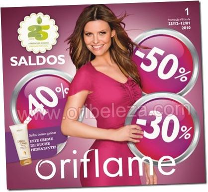 Catálogo 01 de 2010 Oriflame