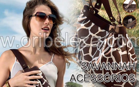 Colecção Savannah da Oriflame