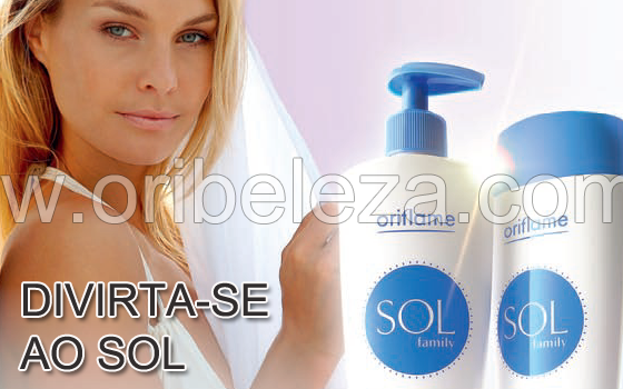 Protectores Solares Oriflame