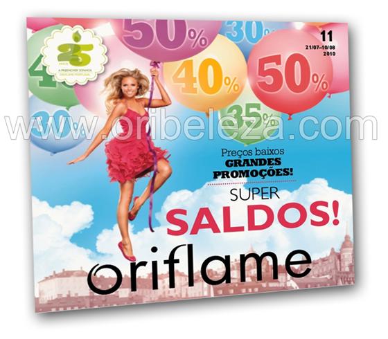 Catálogo 11 de 2010 da Oriflame