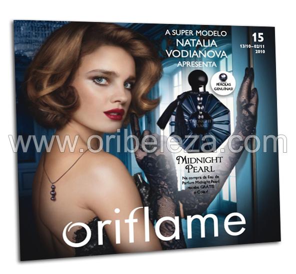 Catálogo 15 de 2010 da Oriflame