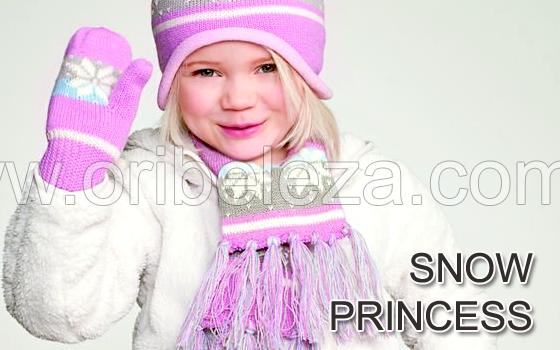 Colecção Snow Princess da Oriflame
