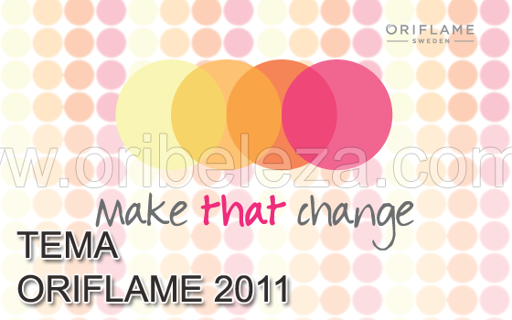 Make That Change – Oriflame 2011