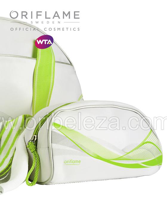 Acessórios WTA da Oriflame