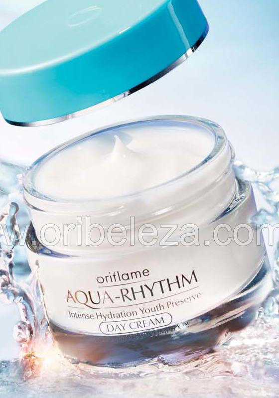 Aqua Rhythm Oriflame - Catálogo 05/2011