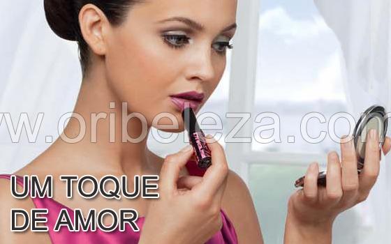 Batons Triple Core Oriflame Beauty – Catálogo 05/2011