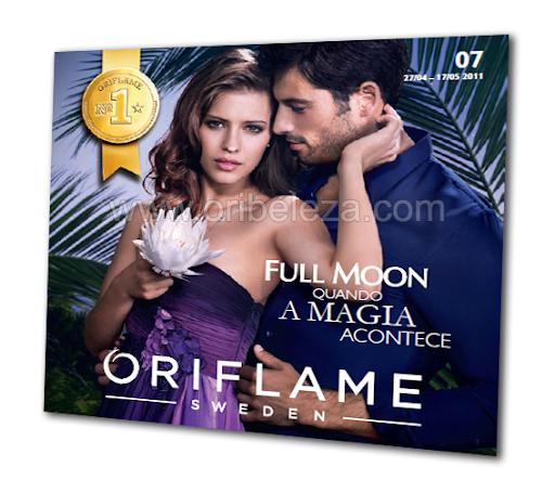 Oriflame Catálogo 07 de 2011