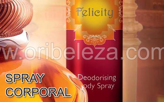 Spray Corporal Filicity da Oriflame