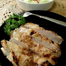 Paul's Grilled Italian Chicken Breasts