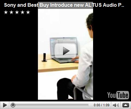 sony and best buy video