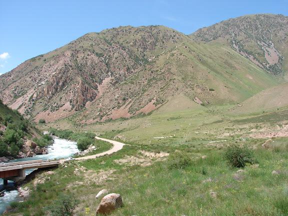 Kekemeren (1900 m), le 30 juin 2006. Photo : E. Zinszner
