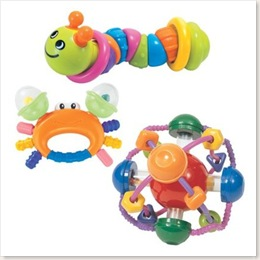 Giggle Ball Toy Set