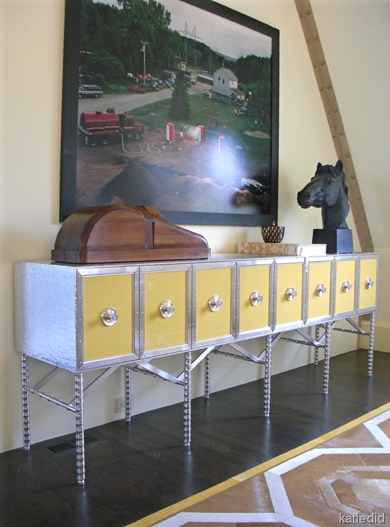 Jay Jeffers Family Room Sideboard