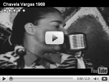 video musical interprete latinoamericano: