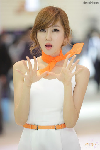 World it show 2011 - choi byul-i