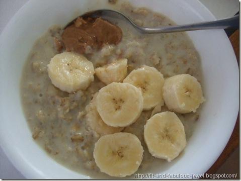 Banana Oatmeal
