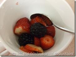 raspberries blackberries strawberries