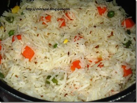 Chitra Pal Shahi Rice Pulao